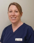 Jo Westley, vet at Orchard Veterinary Centre
